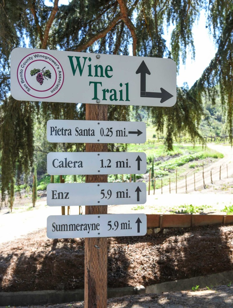 San Benito County Wine Trail